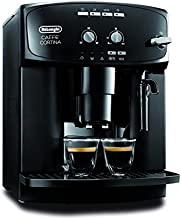 DeLonghi ESAM 2900 Kaffee-Vollautomat (1,8 l, 15 bar, Dampfdüse) schwarz