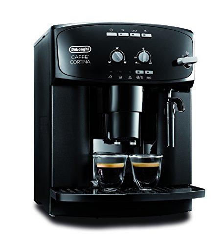 ESAM 2900 Kaffee-Vollautomat (1,8 Liter, 15 bar, Dampfdüse) schwarz