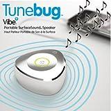 平面を高音質スピーカーに チューンバグ バイブ/Tunebug Vibe 共鳴する物質を高音質スピーカーにする新型オーディオアイテム