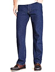 Blue Harbour Stay Dark Regular Fit Jeans