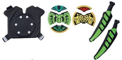 Kamen Masked Rider OOO Gatakiriba Halloween costume by Bandai