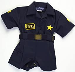 Infant & Toddler Police Outfit (18 Mo.)