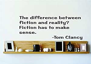 The difference between fiction and reality Difference between calligraphy and typography