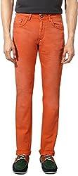 V Dot Men's Formal Trousers (8907151355800_VDTF314D02280_36W x 32L_White)