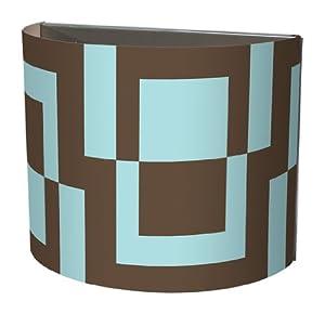 Amazon.com: Seascape Zaz Gmd Blue Lamp 10x10x4: Home & Kitchen