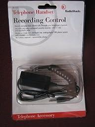 Radioshack Mini Recorder Control