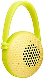 AmazonBasics Nano Bluetooth Speaker - Yellow
