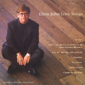 Elton John - Love Songs -  Collection Best Of (1 CD) - Zortam Music