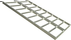 Raider BCS-1007 6' Long Bi-Fold Ramp