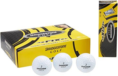 2014-bridgestone-xfixx-balles-de-golf-douzaine-blanc