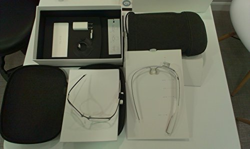 Google Glass V3 Retail Box with Extras - Charcoal