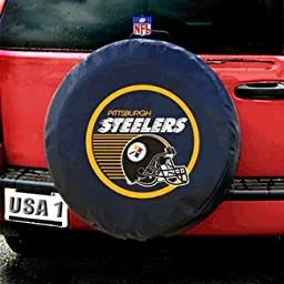 NFL Pittsburgh Steelers Spare Tire Cover