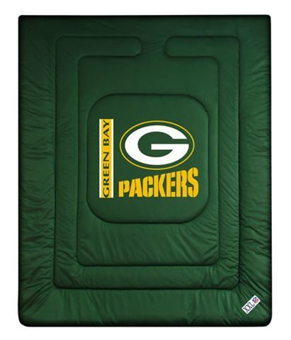 Green Bay Packers Duvet Bedding Comforter Blanket