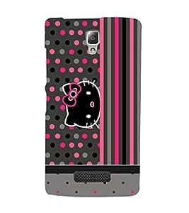 Cute Girls Design 3D Hard Polycarbonate Designer Back Case Cover for Lenovo A2010 :: Lenovo A2010 4G