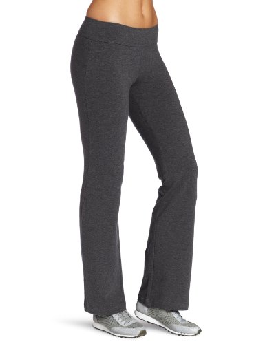 Spalding Women's Bootleg Pant, Charcoal, Large