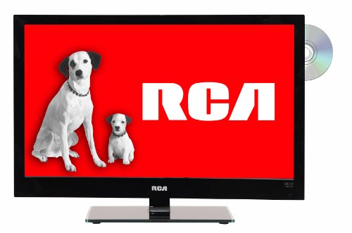 Great Features Of RCA LED24C45RQD 24-Inch 60Hz 1080p HD LED TV with Built-In DVD Player (Black)