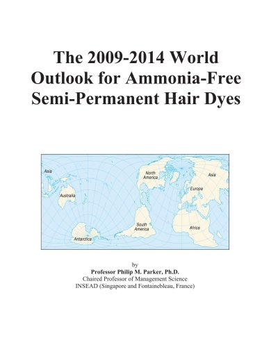 The 2009-2014 World Outlook for Ammonia-Free Semi-Permanent Hair Dyes