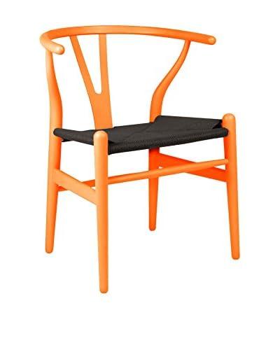 Lo + De Moda Sedia Fer Color Arancione
