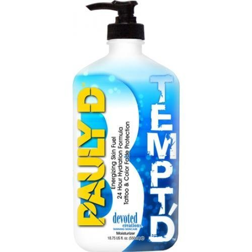 Pauly D B Tempt'D Moisturizer 18.75 Oz By Devoted Creations Beauty