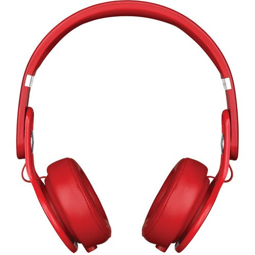Beats Mixr On-Ear Headphone (Red)