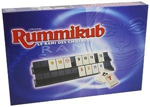 MB jeux - Jeu de société - Rummikub Chiffres