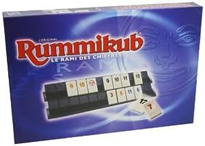 Hasbro - Jeu de société - Rummikub Chiffres