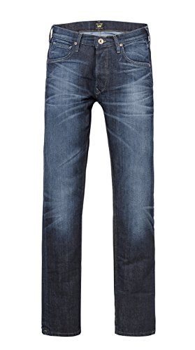 Lee - Daren, Jeans da uomo, Blu (Bleu (Bleu Aadb)), 52 IT (38W)