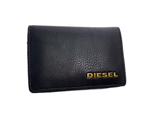 ディーゼル DIESEL カードケース 名刺入れ メンズ X02768-PS777-T8013