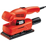 Black & Decker KS300 240V 135W 1/3rd Sheet Sander