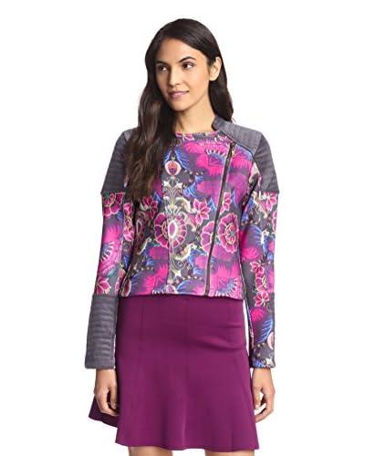 Lez a Lez Women's Quilt Panel Jacket