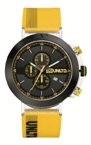 Orologio Marc eckò E17516G2 giallo in silicone cronografo the tran GT