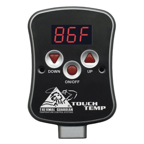 Innomax Thermal Guardian Touch Temp Solid State Waterbed