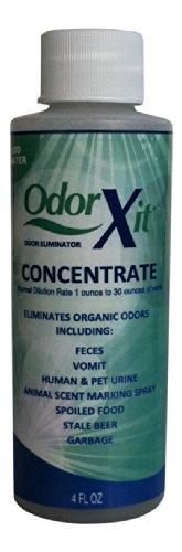 Odor Xit Odor Eliminator - 4 Oz Concentrate