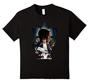 Kids Stranger T Shirt Things T Shirt Hot 2016 T Shirt 4 Black