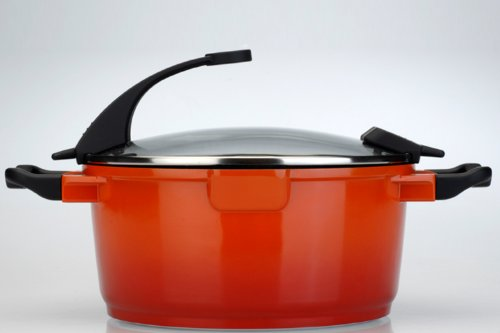 Berghoff Virgo 10-Inch Covered Stockpot, 4.9-Quart