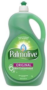 Ultra Palmolive Original 146080 Dishwashing Liquid, 50 oz Bottle (Case of 6)