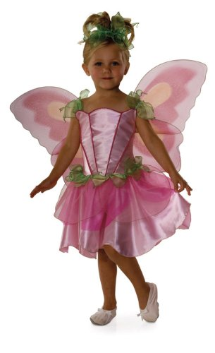 Rubies Costume Co. Let'S Pretend Child'S Springtime Fairy Costume With Wings, Toddler (Ages 1 To 2) front-757764