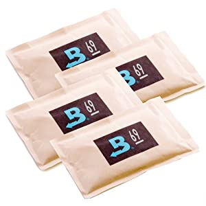 4-Pack: Boveda Humidifier 69%