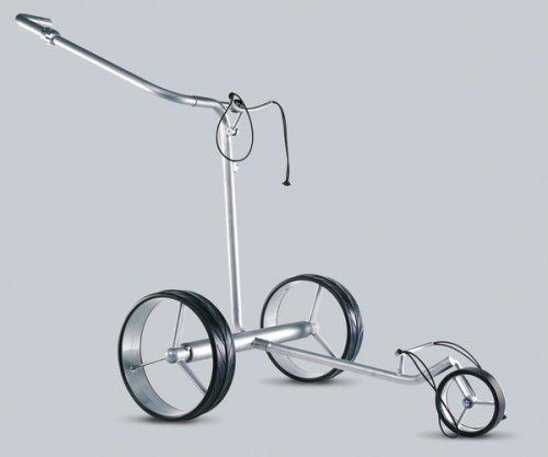 JuCad Drive Edelstahl Elektrotrolley