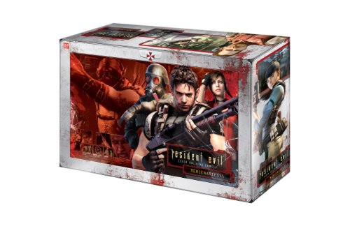 Resident Evil Deck Building Game Mercenaries Expansion SALE