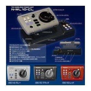 TOMIX(トミックス) TCS ワイヤレス・パワーユニット 5516 N-WL10-CL(レッド)