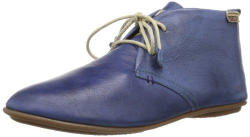 Pikolinos CALABRIA 917-1 917-7124_V14, Scarpa classica stringata Donna, Blu (Blau (NAUTIC)), 36