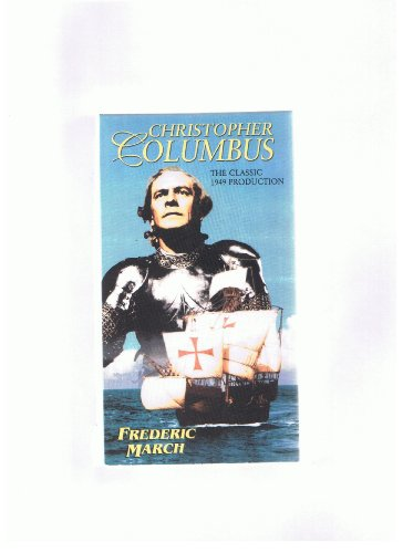 Christopher Columbus [VHS] [Import]