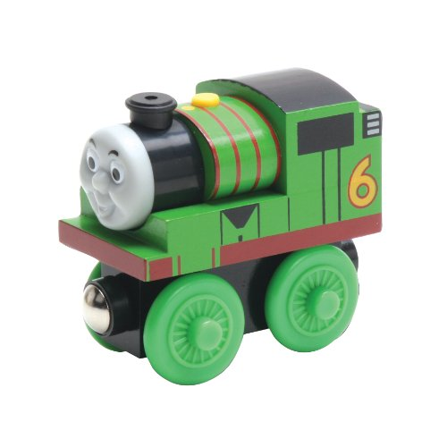 Thomas Wooden Railway Engine Early Engineers Percy - 1