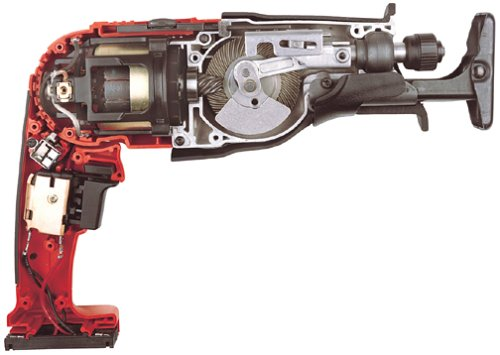 Bare Tool Milwaukee 6514-20 The Hatchet 18-Volt Ni-Cad Cordless Reciprocating Saw with Pivoting Handle (Tool Only, no Battery)