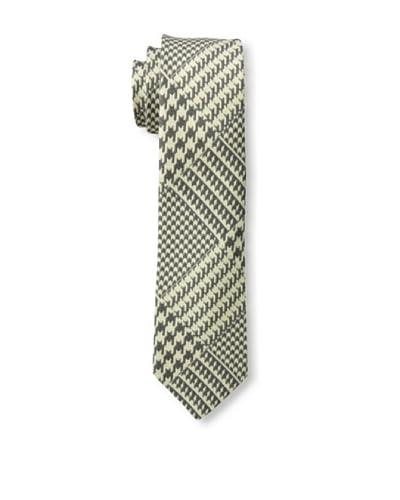 Gitman Men's Multi Pattern Tie, Grey