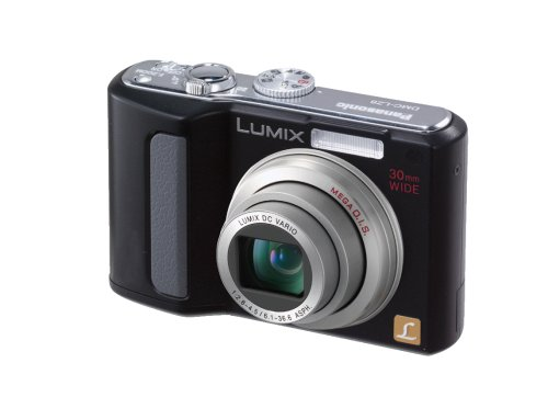Panasonic Lumix DMC-LZ8 is the Best Compact Digital Camera Overall Under $150
