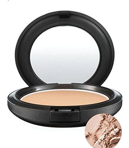 MAC Studio Careblend/Pressed Foundation Powder, 0.35 oz (Medium Plus) (Mac Medium Plus Pressed Powder compare prices)