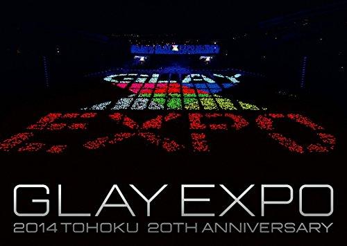 GLAY EXPO 2014 TOHOKU 20th Anniversary Blu-ray~Special Box~(Blu-ray 2枚組)