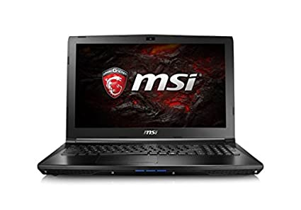 MSI GL62 7RDX GL Series 9S7-16J952-1089 Core i7 1TB 8GB Windows10 15.6 Inch 4GB Graphics